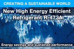 Switching to low GWP refrigerant R-449A