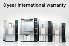3 year international warranty