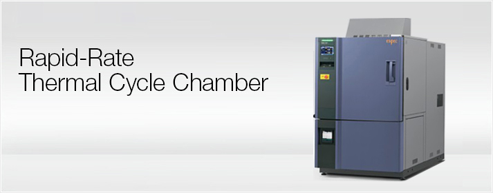 Rapid Rate Thermal Cycle Chamber Espec Corp