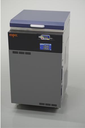 超低温保冷庫(床置型)